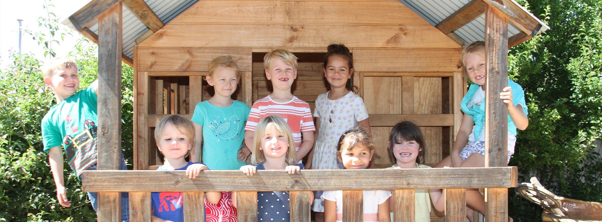 KINDERGARTEN Helena River Steiner School